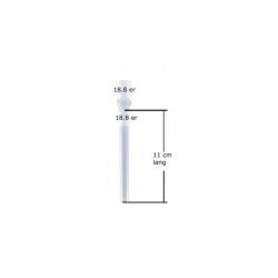Slamrør 18.8 11cm