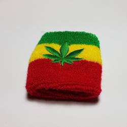 Sved Armbånd Cannabis