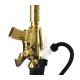 M16 Guld Vandpibe 95cm
