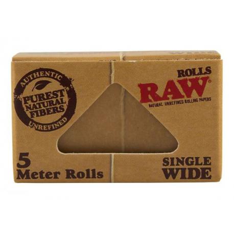 Raw Meter Papir