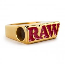 Raw Guld Ring