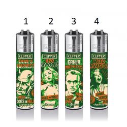 Classic Clipper Lighter