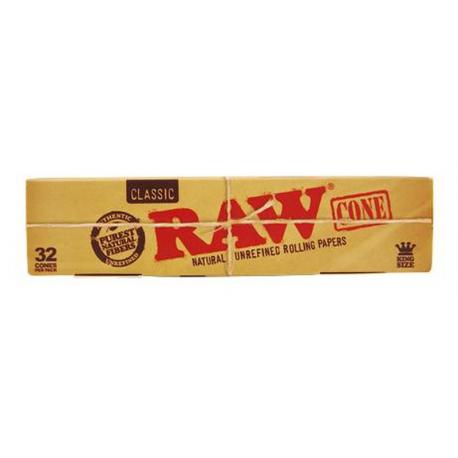 Raw Cones Ubleget 32stk