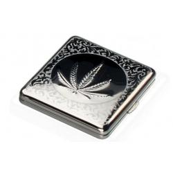 Cigarette Etui Cannabis