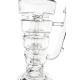 WS Glas Bong 28,5cm