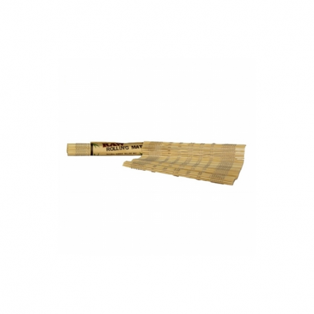 RAW Bambus Rullemåtte