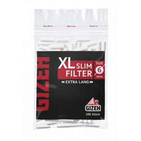 Cigaret Filter Gizeh XL 6mm