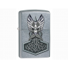 Zippo Lighter Hammer Of Thor