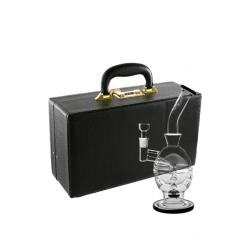 WS Glas Bong I Kuffert 24cm