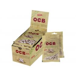 Cigaret Filter OCB Økologisk 6mm