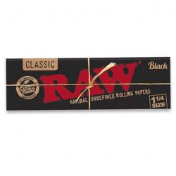 Raw 1 1/4 Black