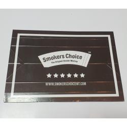 Smokers Choice  Mini Mixerbakke
