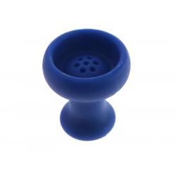 Silicone Hoved Blå