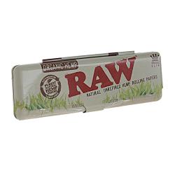 Papir Æske Raw Kingsize Organic