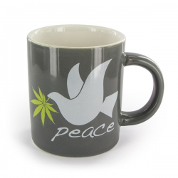 Coffee mug Peace
