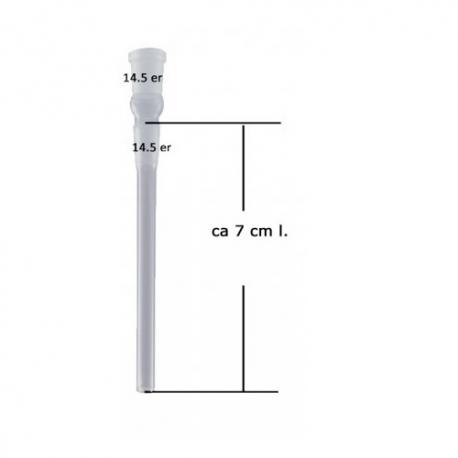 Slamrør 14.5.7cm