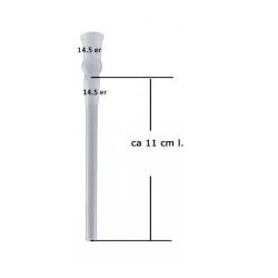 Slamrør 14.5.11cm